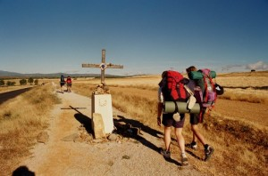 Pelegrinos on the camino